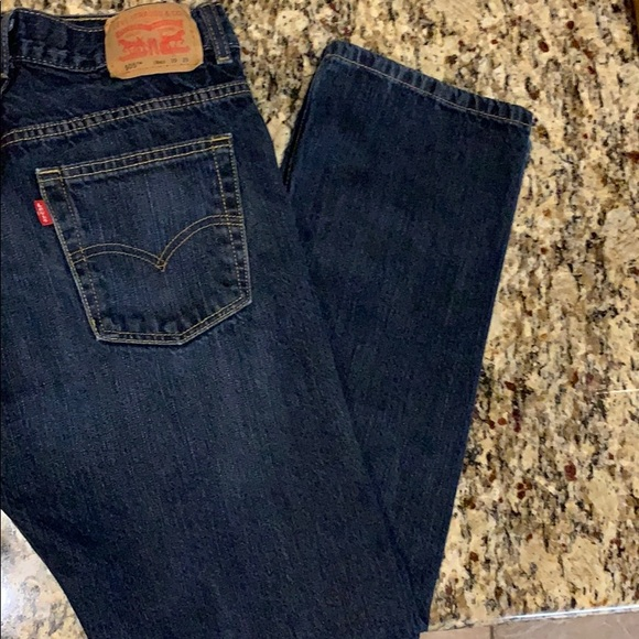Levi's Other - Levi's 505 straight 18 regular 29x29